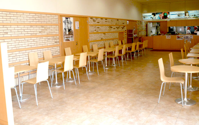 ワンマーク食堂の写真